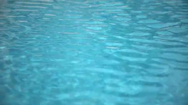 Absztrakt hullám minta, a medencében