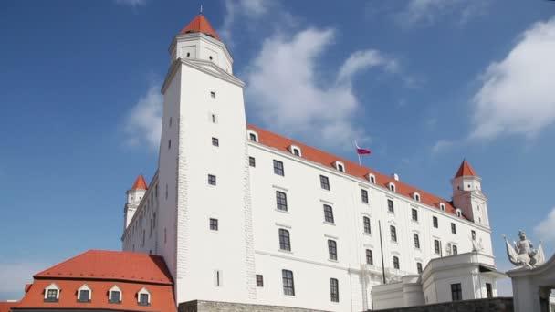 starý hrad - starověký hrad v Bratislavě, Slovensko