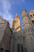 Katedrála svatého salvador v Bruggách