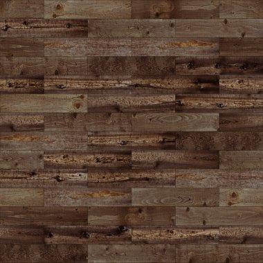 Wood seamless dark brown