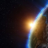 Fotografie atmosféra planety