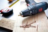 DIY nástroje koncept
