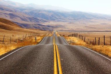 California, American road
