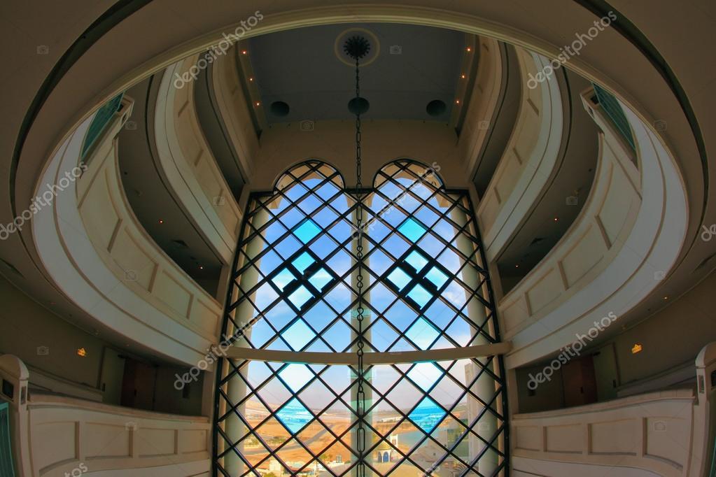 Interiors of hotel