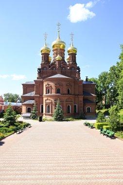 Chernigovsky Skit (part of the Holy Trinity Sergius Lavra) in S