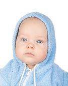 Detailní portrét roztomilé dítě