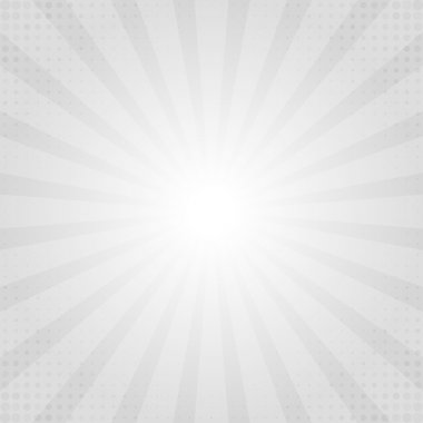 Grayscale rays texture background