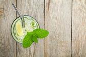 Fotografia mojito fresco cocktail