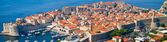 Fotografia la città vecchia di dubrovnik, Croazia