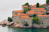 Fotografia Isola di Sveti Stefan (St. Stevens) in Montenegro