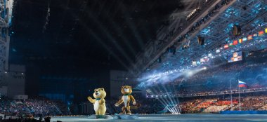 Sochi 2014 Olympic Games opening ceremony