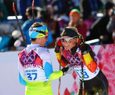 Ladies' Skiathlon