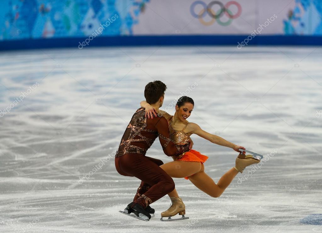 Ολυμπιακά ζευγάρια πατινάζ χρονολόγηση προπονητής Βελγίου