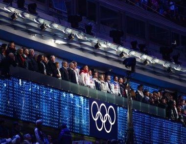 Sochi 2014 Olympic Games closing ceremony