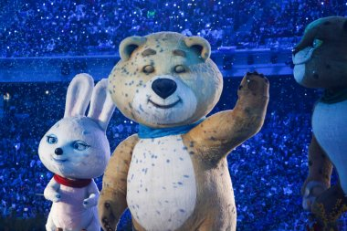 Sochi 2014 Olympic Games closing ceremony