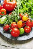 čerstvá rajčata