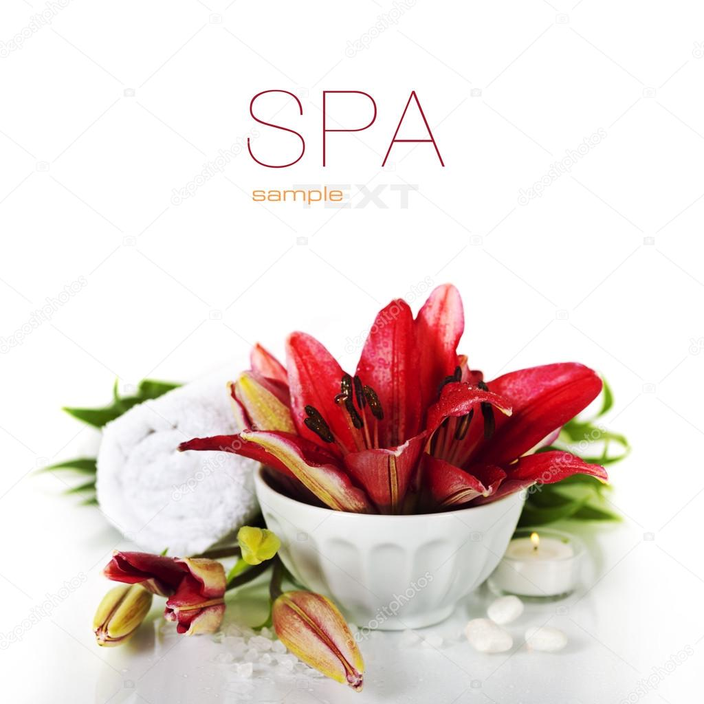 Spa composition
