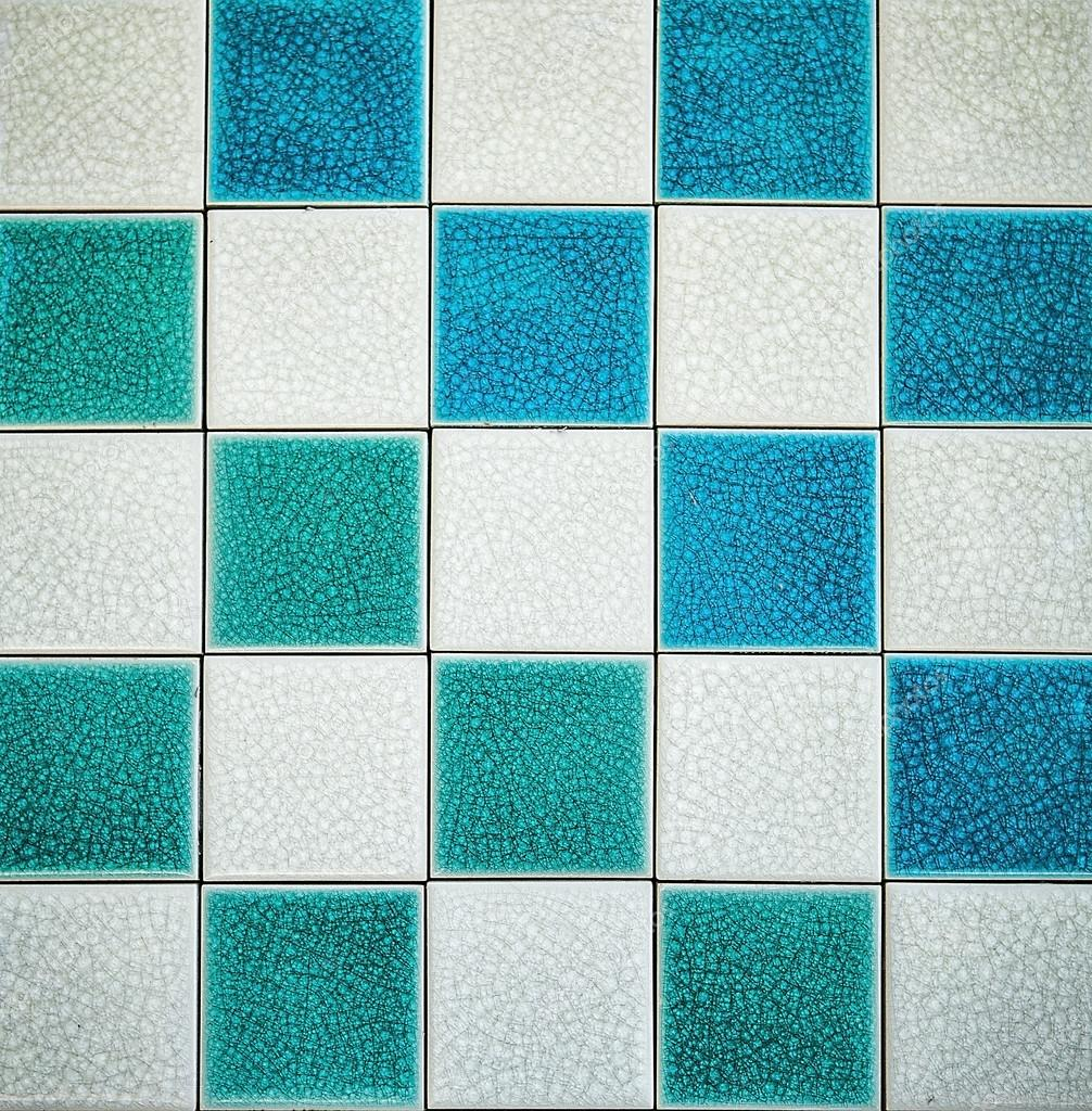 Color pattern and texture of ceramic tile wall. — Stock Photo ...