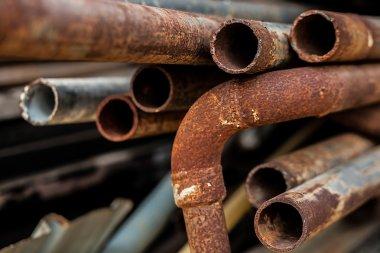 Rust pipe