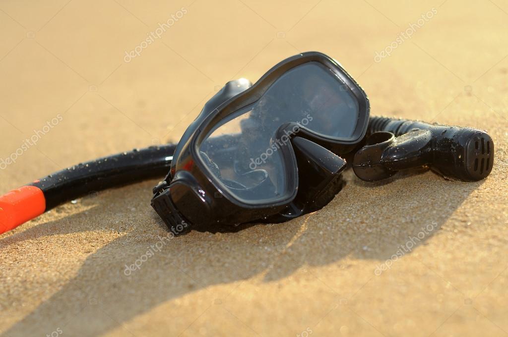 Beach,mask