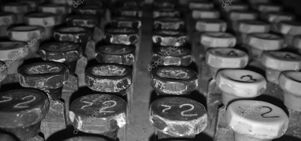 Vecchia macchina del calcolatore foto stock jovannig for Calcolatore del prezzo della costruzione domestica