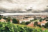 Praha, Česká republika - středověká architektura
