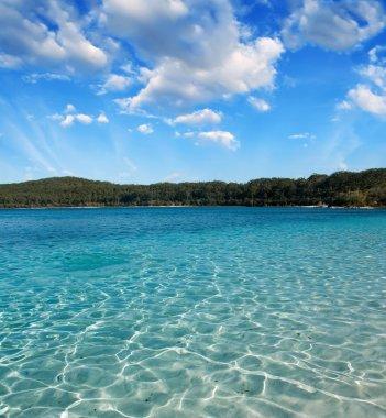 Paradise of Lake McKenzie, Fraser Island