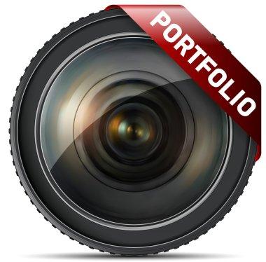 Photography concept lens