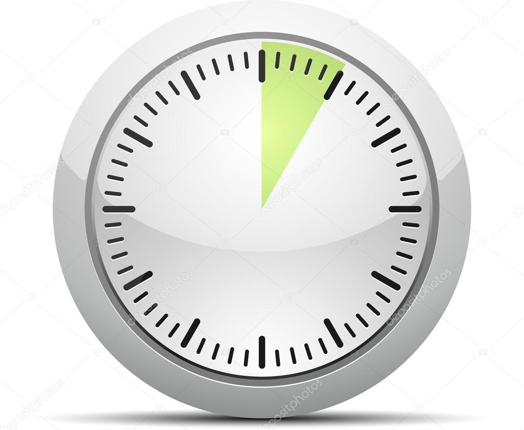 5 minutes timer stock vector yuriy vlasenko 47725685