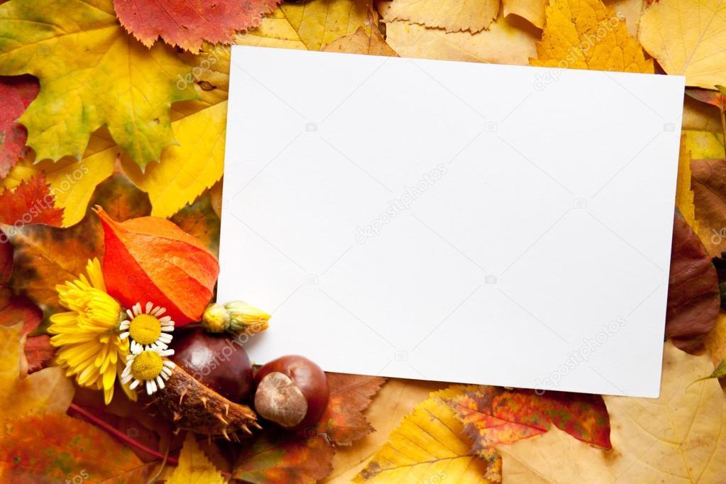 Осенние поделки из бумаги: квиллинг и скрипбукинг 2 42