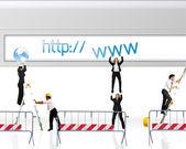 Webová stránka ve výstavbě
