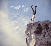 Fényképek Kockázatok és kihívások, az üzleti élet