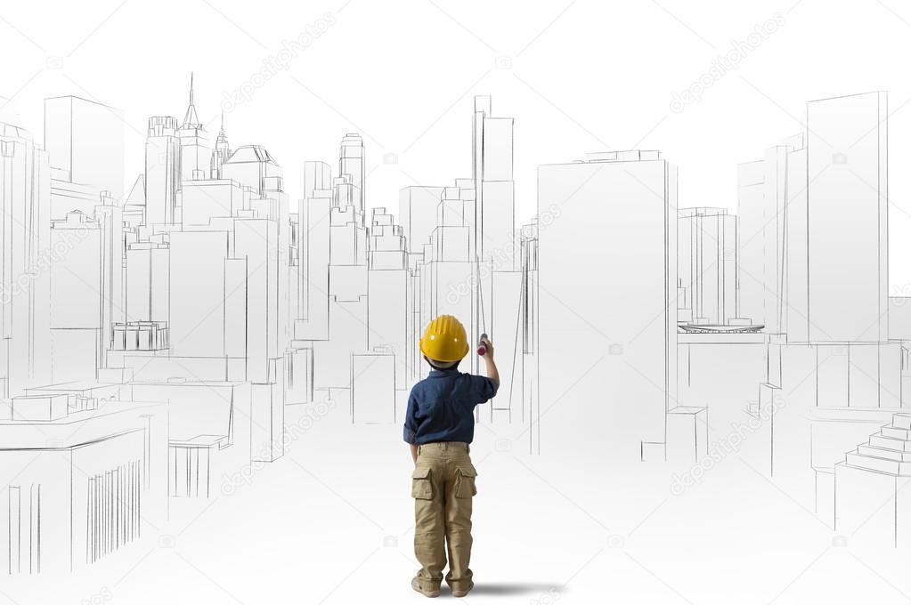 Ambition d 39 un jeune architecte photographie alphaspirit for Jeune architecte