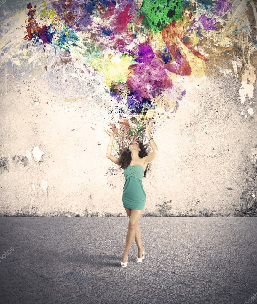 Fashion and creativity explosion