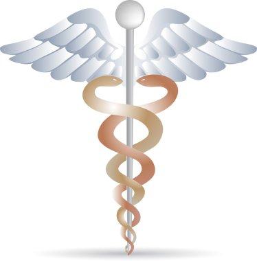 Caduceus pharmacy logo