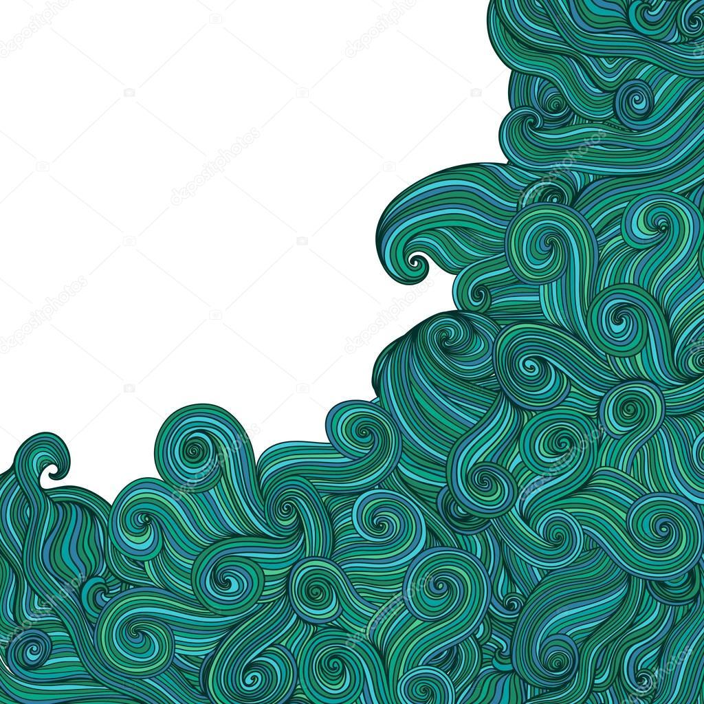 wave theme