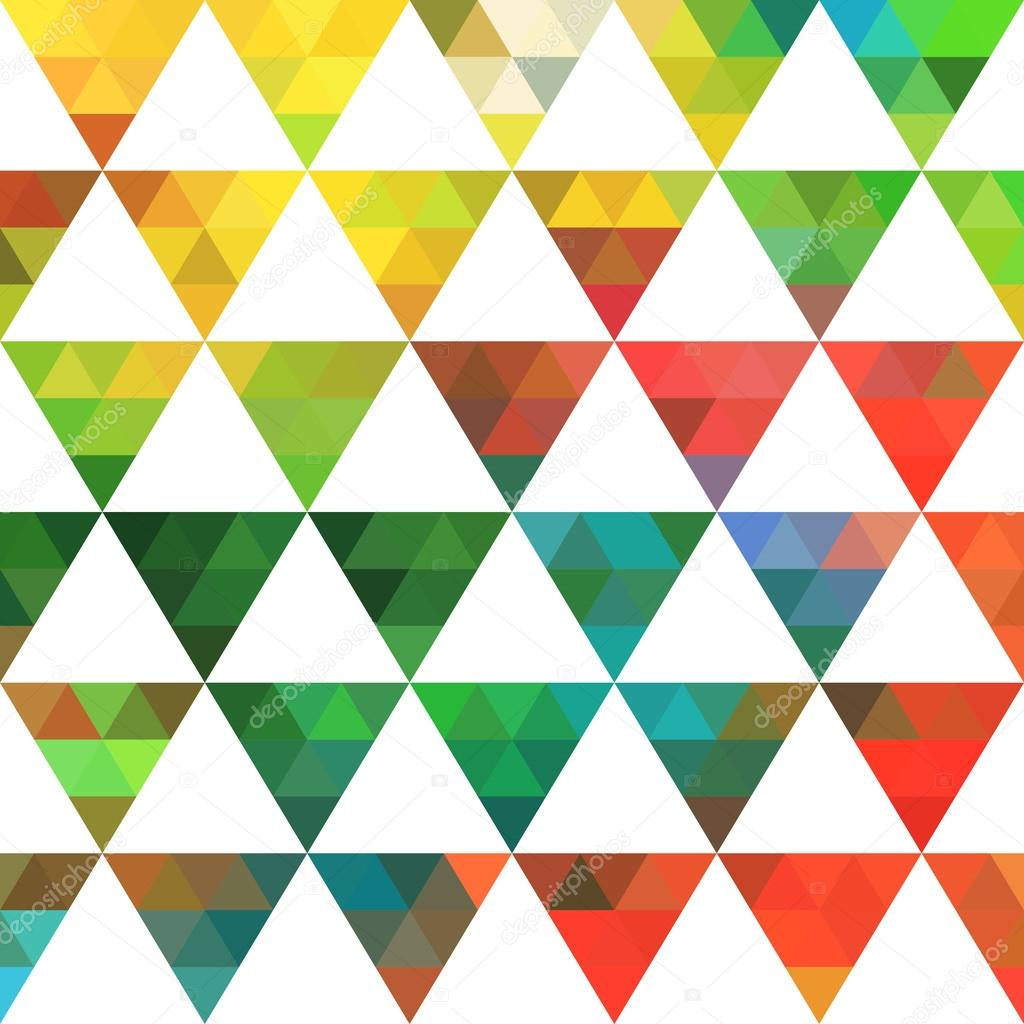 how to vector triangles work