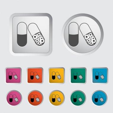 Pills icon.