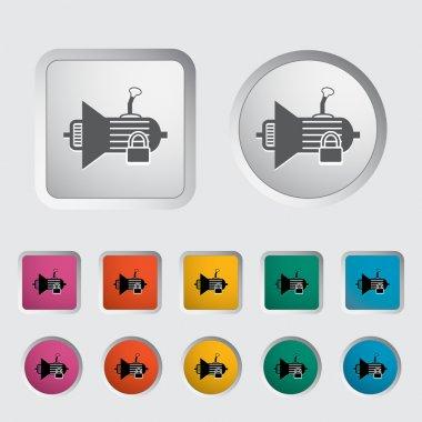 Icon gear.
