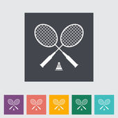 Fotografie Badminton