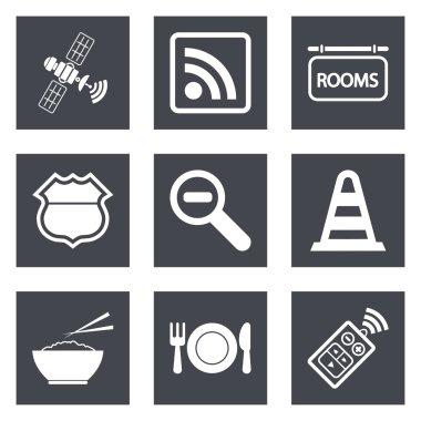 Icons for Web Design set 26