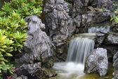 Fotografie krásný malý vodopád