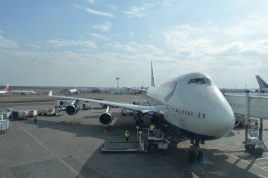Docked jet flight