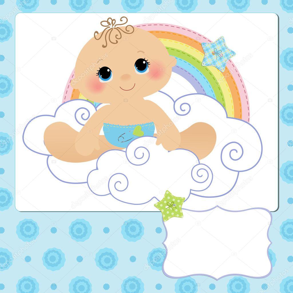 Поздравительные открытки годовалому ребенку, новым