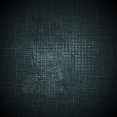 Dark grunge vector texture background clip art vector