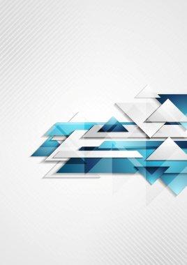 Abstract hi-tech modern background design clip art vector