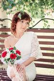 Fotografie krásná nevěsta