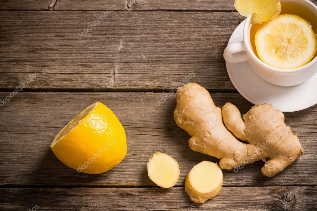 добавление лимона в чай