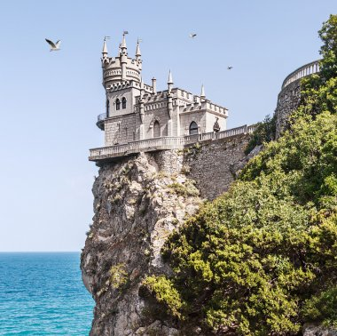 View of the Swallow's Nest