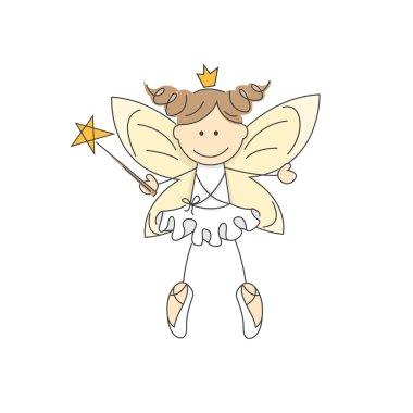 Little fairy.